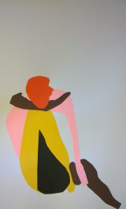 Cut-out (Matisse-style), by William Eaton