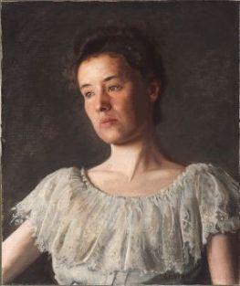 Thomas Eakins, Miss Alice Kurtz, 1903, Fogg Art Museum, Harvard