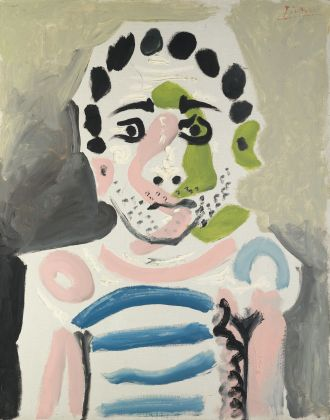 Picasso, Homme au maillot, 1965