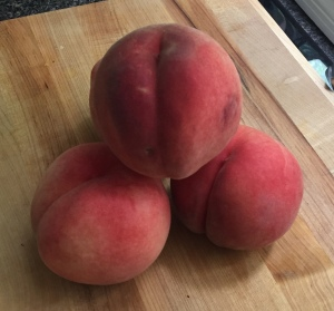 Three New Jersey peaches with any eroticism in the eyes of the beholder or photographer?